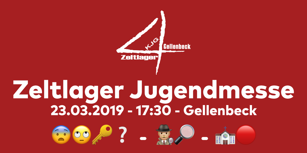 Jugendmesse 2019 – 23.03.2019